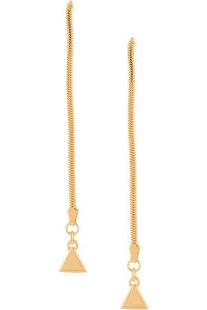 Coup De Coeur Women Necklaces - Snake drop earrings