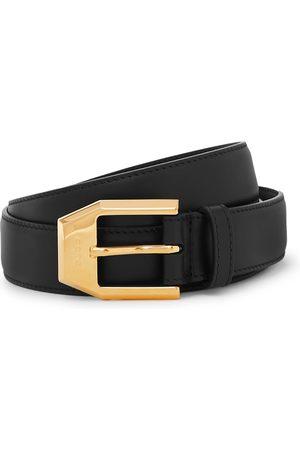Gucci 3cm Leather Belt