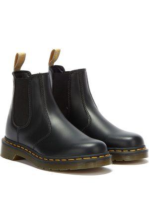 Dr. Martens Chelsea Boots - Dr. Martens 2976 Felix Rub Off Boots