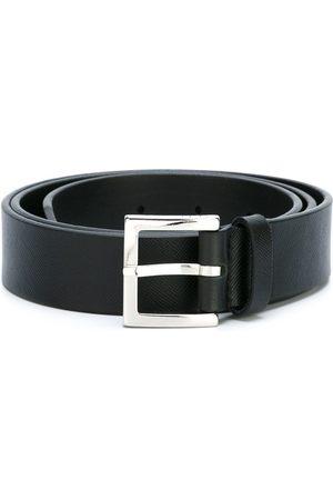 Orciani Men Belts - Embossed cut edge belt