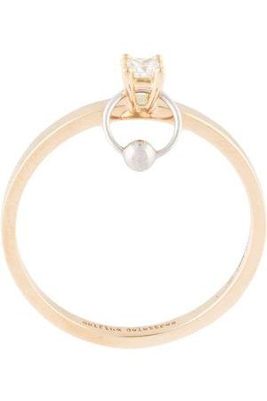 DELFINA DELETTREZ Women Rings - Two in one princess ring