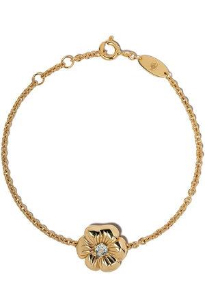 Aurélie Bidermann 18kt yellow topaz Bouquet bracelet
