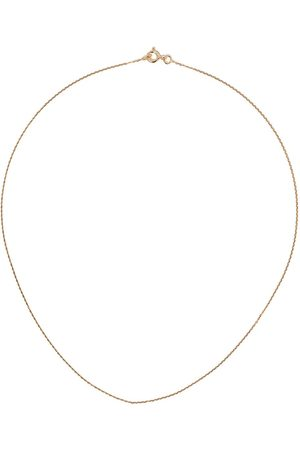 Aurélie Bidermann Women Necklaces - 18kt yellow Forçat chain necklace
