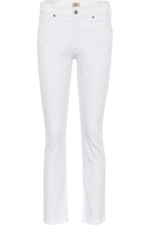Citizens of Humanity Skyla mid-rise skinny jeans