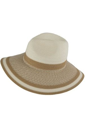 Dents Paper Straw Fedora Style Hat