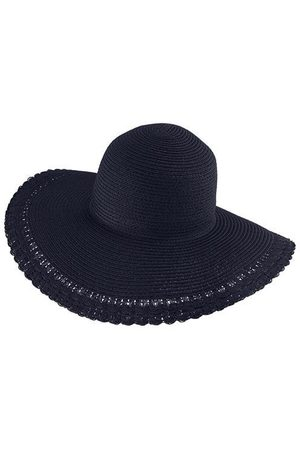Dents Scalloped Paper Straw Hat, / ONE
