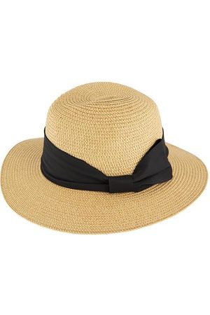 Dents Paper Straw Fedora Paperstraw Hat