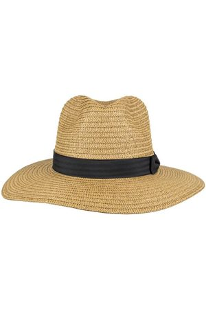 Dents Paper Straw Fedora, / ONE