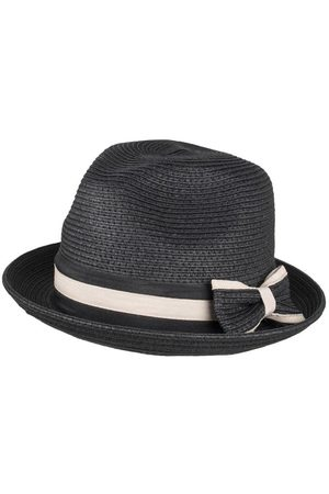 Dents Hats - Paper Straw Trilby, / ONE