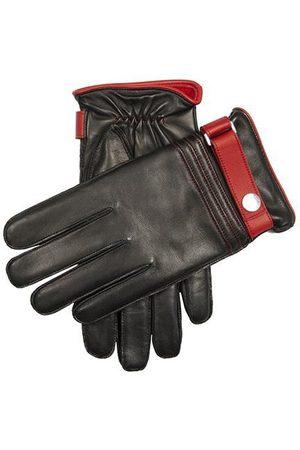 Dents Men Gloves - Men's Cashmere Lined Hairsheep Leather Gloves, / 8.5