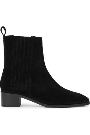 Aeyde Neil 40 Suede Chelsea Boots