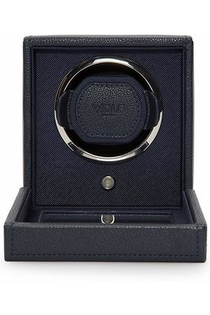 The Alkemistry Cub Single Navy Watch Winder