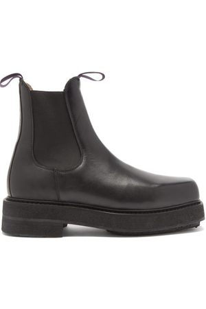 Eytys Ortega Chunky Leather Chelsea Boots - Mens