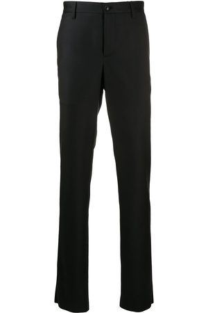 Armani Straight-leg tailored trousers