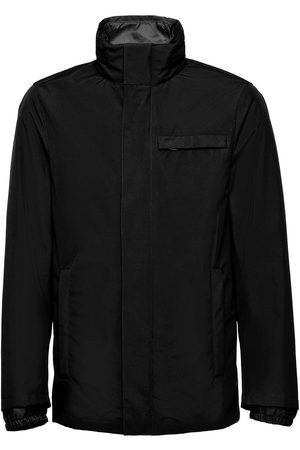 Prada Technical zip-up windbreaker