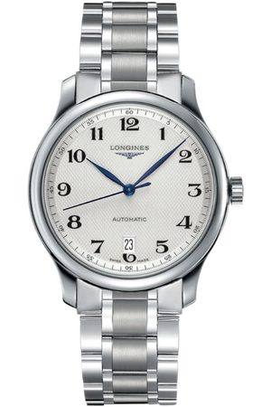 Longines Stainless Steel Master Collection Watch 38.5mm