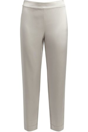 ST. JOHN Satin Emma Trousers