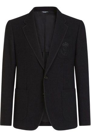 Dolce & Gabbana Stretch-Jersey Tailored Jacket
