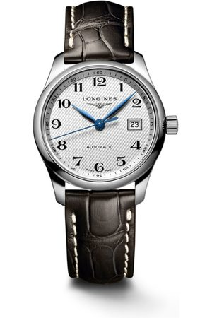 Longines Stainless Steel Master Collection Watch 29mm
