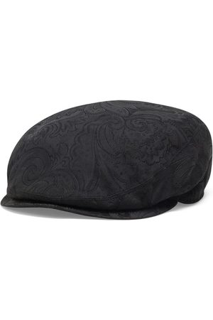 Dolce & Gabbana Embroidered Flat Cap