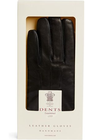 Dents Leather Unlined Gloves