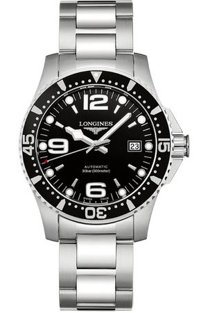 Longines Stainless Steel HydroConquest Watch 41mm
