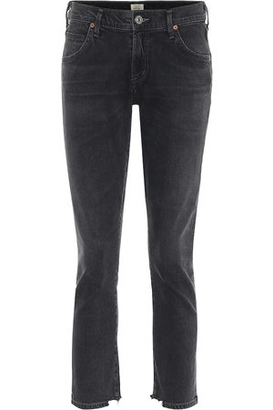 Citizens of Humanity Women Slim - Elsa mid-rise slim cropped jeans