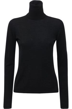 Max Mara Wool Turtleneck Sweater