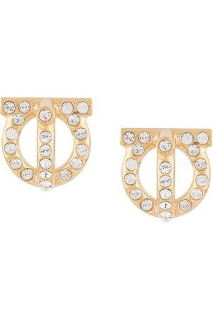 Salvatore Ferragamo Women Earrings - Gancini-motif earrings
