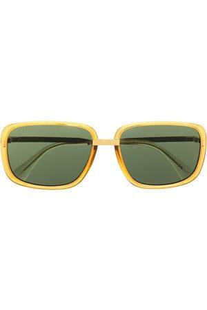Gucci Rectangle sunglasses