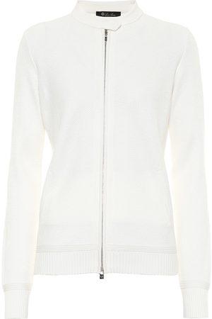 Loro Piana Beausoleil silk-blend track jacket