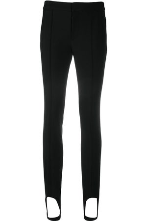 Moncler Fitted stirrup leggings