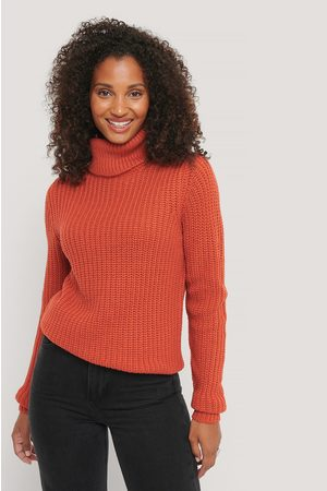 Rut & Circle Tinelle Roll Knit - Red
