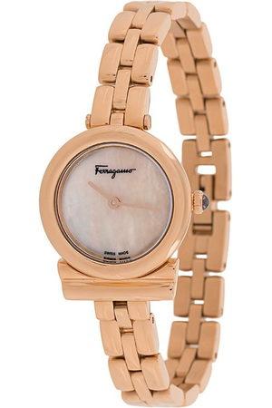 Salvatore Ferragamo Watches Gancini 22mm watch