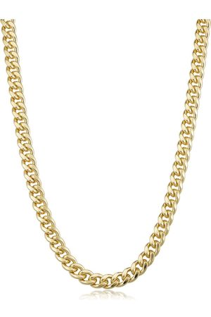 SuperJeweler 14K (59.30 g) 6.5mm Miami Cuban Chain Necklace, 26 Inches