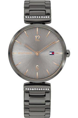 Tommy Hilfiger Women Watches - Grey Face Grey Bracelet Watch