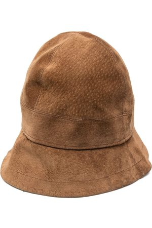 Hermès Pre-owned leather bucket hat