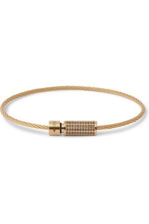 Le Gramme Men Bracelets - 18-Karat Diamond Bracelet