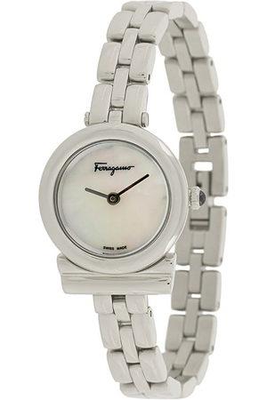 Salvatore Ferragamo Women Watches - Gancini bracelet watch