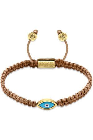 Nialaya Evil eye braided bracelet