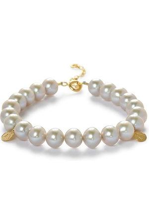 The Alkemistry Pearl beaded bracelet