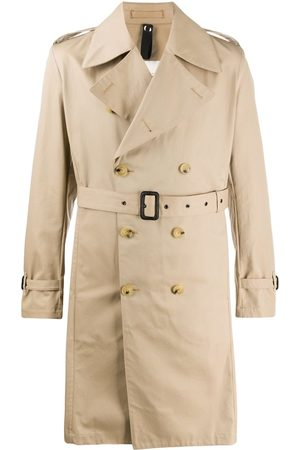 MACKINTOSH St. Andrews trench coat - Neutrals