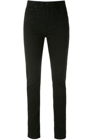 AMAPÔ High rise skinny trousers