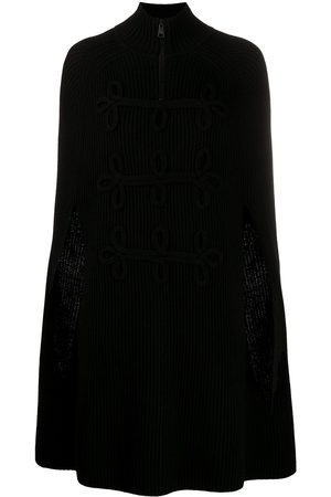 Karl Lagerfeld Knitted cape