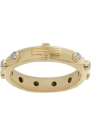 Dolce & Gabbana Devotion diamond-embellished ring