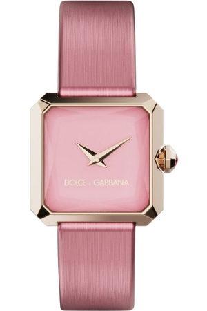 Dolce & Gabbana Sofia square-face 24mm watch