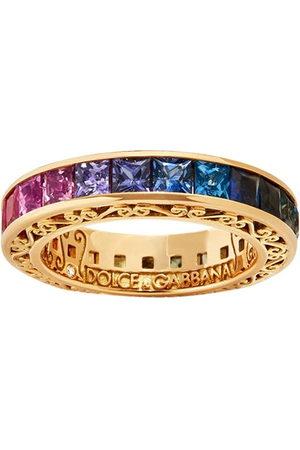 Dolce & Gabbana Women Rings - Gradient sapphire ring