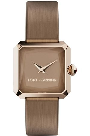 Dolce & Gabbana Sofia square-face 11mm watch