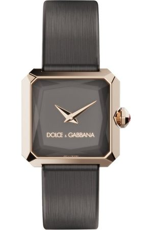 Dolce & Gabbana Women Watches - Sofia square-face 24mm watch