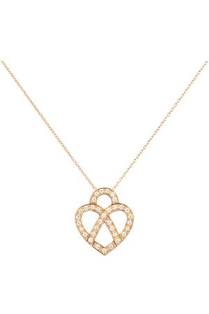 POIRAY Women Necklaces - Caur entrelacé Necklace
